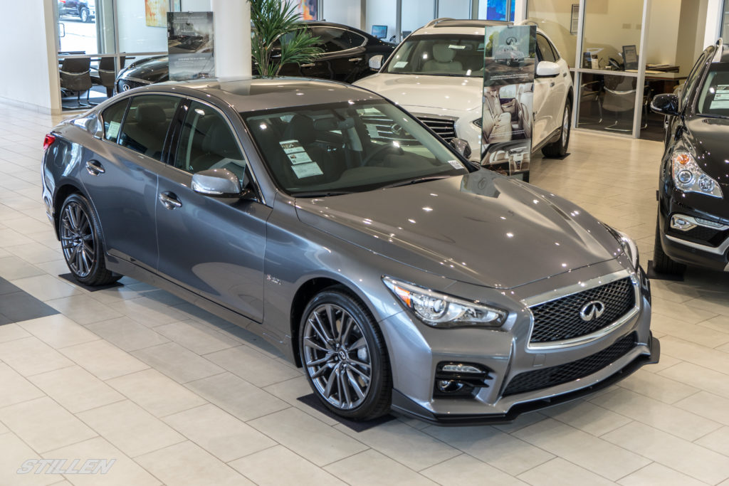 the 2016 infiniti q50 one turbo or two stillen garage. Black Bedroom Furniture Sets. Home Design Ideas