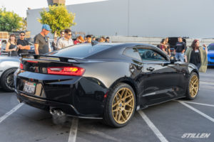 Street Scene 2016 Chevy Camaro SS body kit