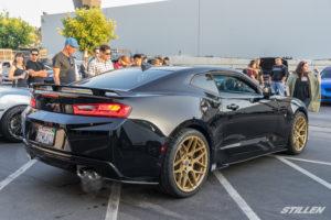 Street Scene 2016 Chevy Camaro SS body kit