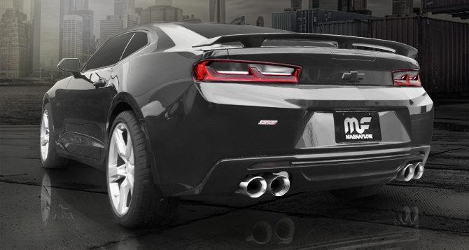 MagnaFlow 2016 Chevy Camaro Exhaust System