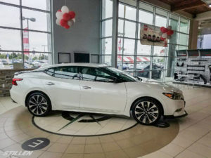 Premier Nissan of Fremont 2016 Nissan Maxima with STILLEN package