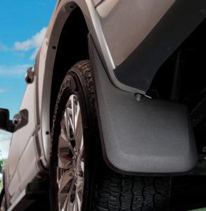 2016 Toyota Tacoma with Husky Liners Mud Guard