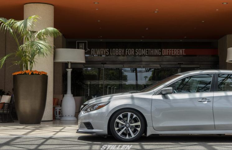 STILLEN 2016 Nissan Altima body kit