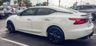 STILLEN Modified 2016 Nissan Maxima