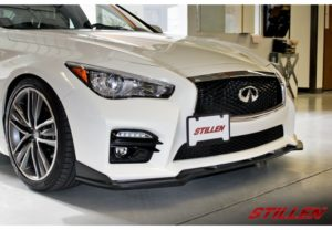New Performance Styling: 2016 Infiniti Q50 2.0T 2016 Infiniti Q50