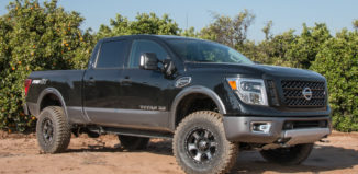 2016 Nissan Titan XD lift kit