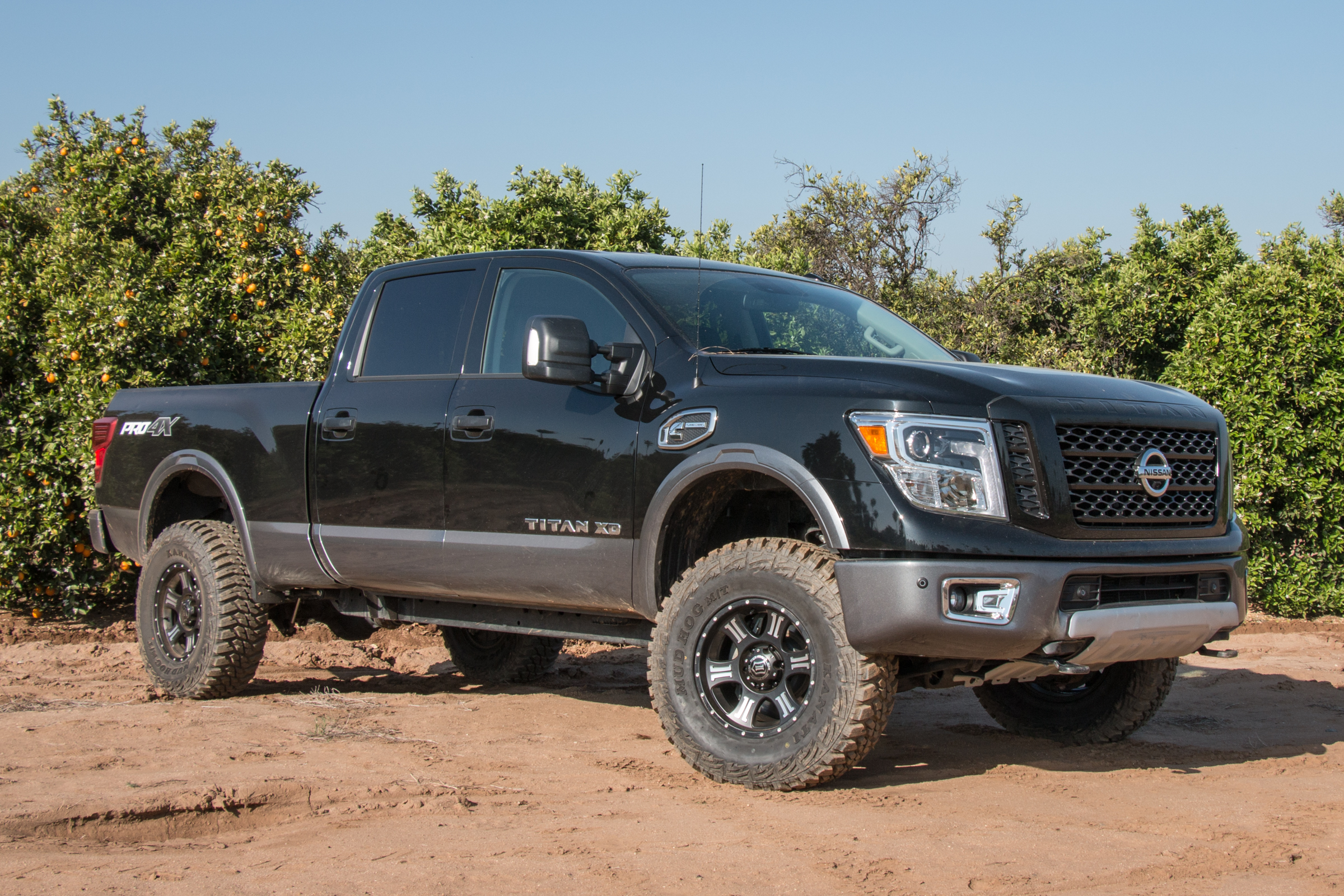 Nissan Titan Lifted >> New 2016 Nissan Titan XD Lift Kits Available | STILLEN Garage