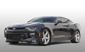 2016 Chevy Camaro SS with Eibach lowering springs