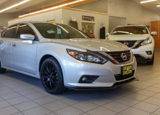 2016 Nissan Altima 3.5 SR