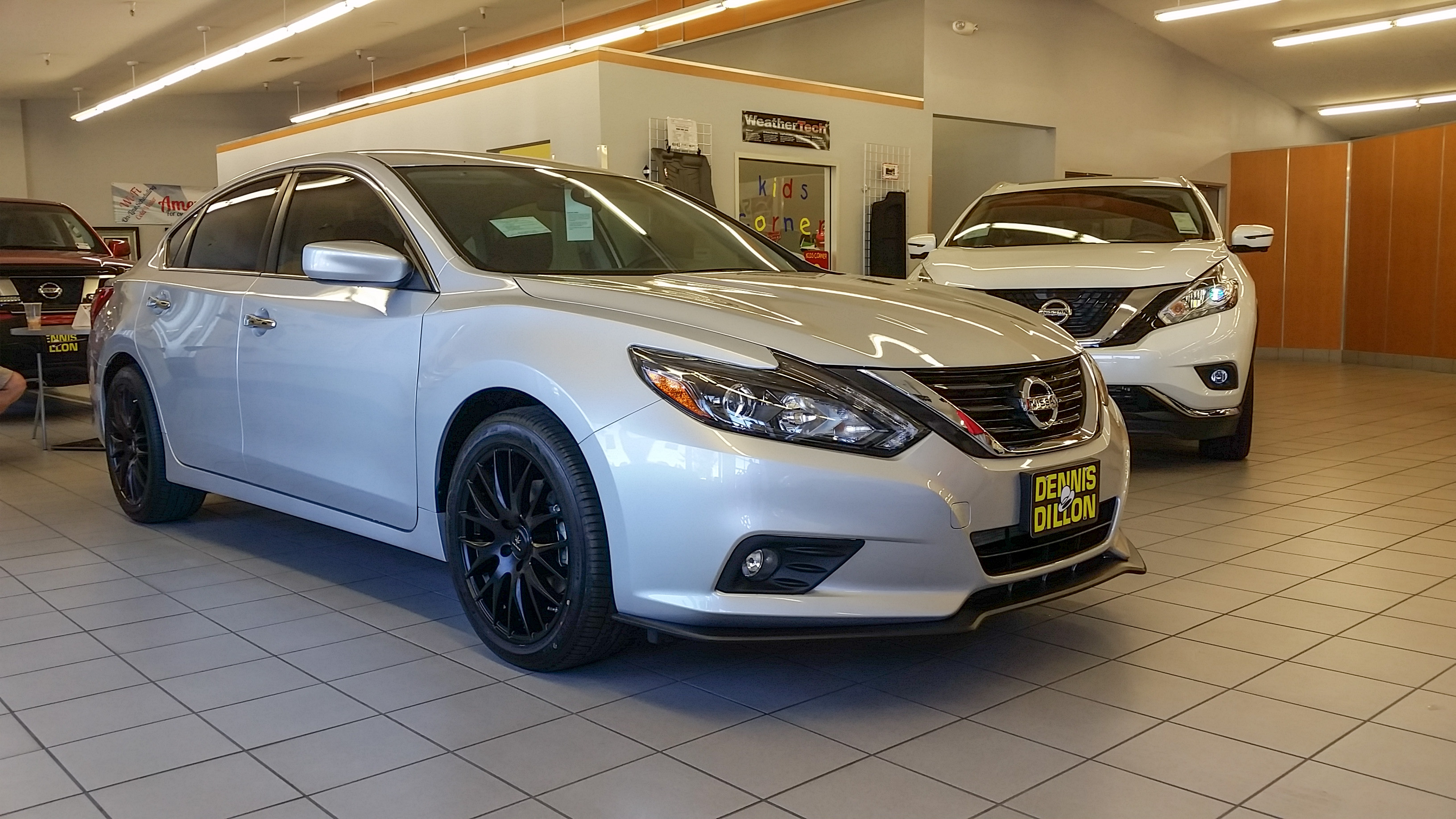 Dennis Dillon Jeep >> Dennis Dillon Nissan's Modified 2016 Nissan Altima 3.5 SR: Boise Beauty | STILLEN Garage