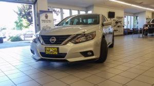 STILLEN 2016 Nissan Altima front splitter