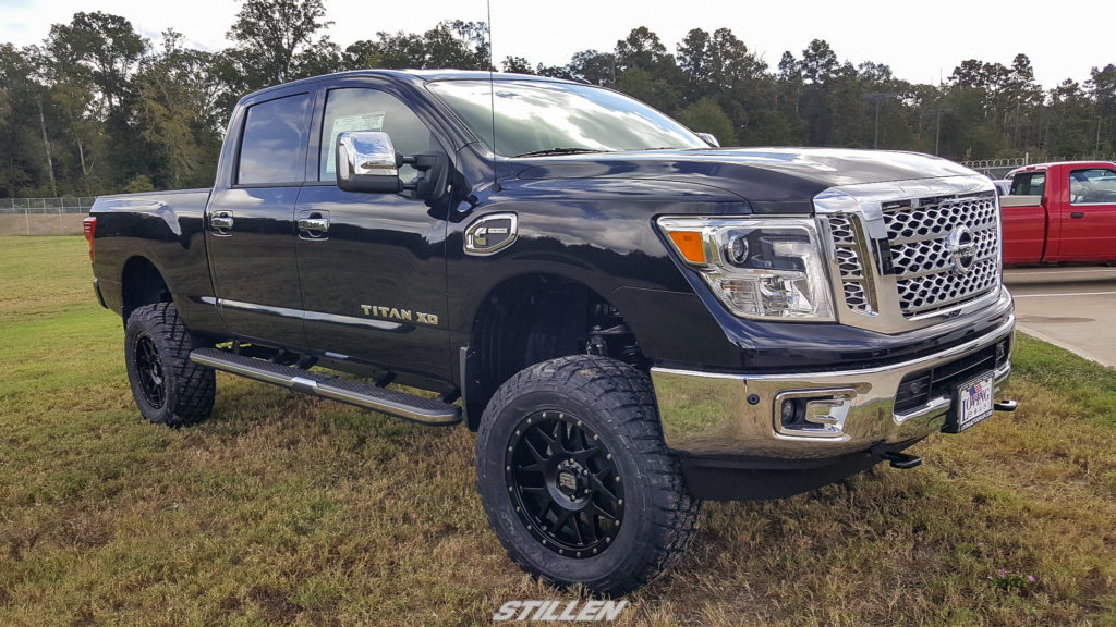 Lifted Titan Xd >> Giving Nissan's Titan XD A Better Point-of-View | STILLEN Garage