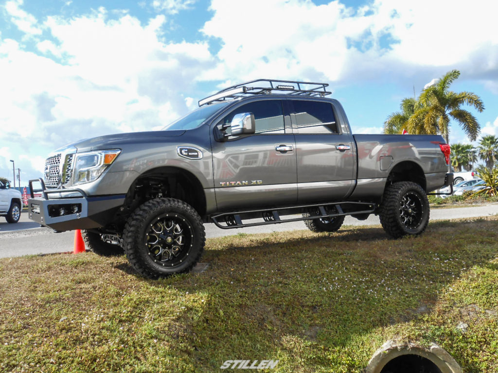 Nissan Titan XD Lift Kit
