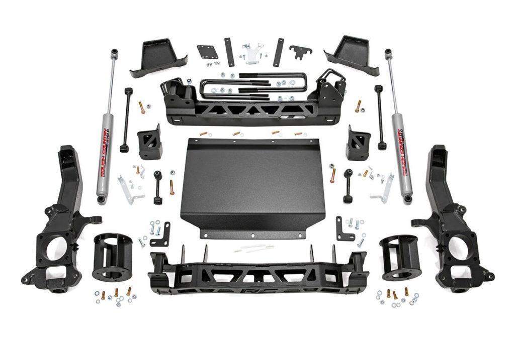 Rough Country Lift Kit Titan XD