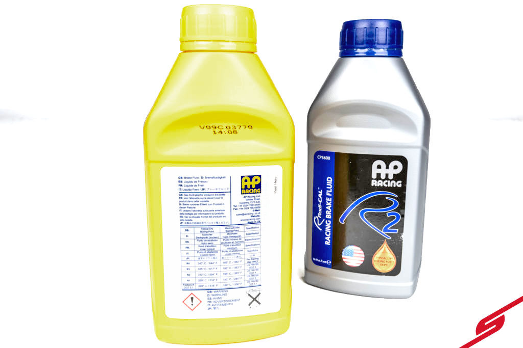 AP Racing Brake Fluid STILLEN reverse