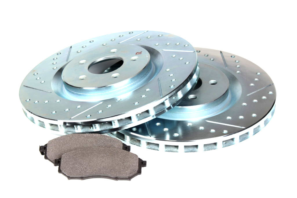 OE Replacement Brake Discs and Pads