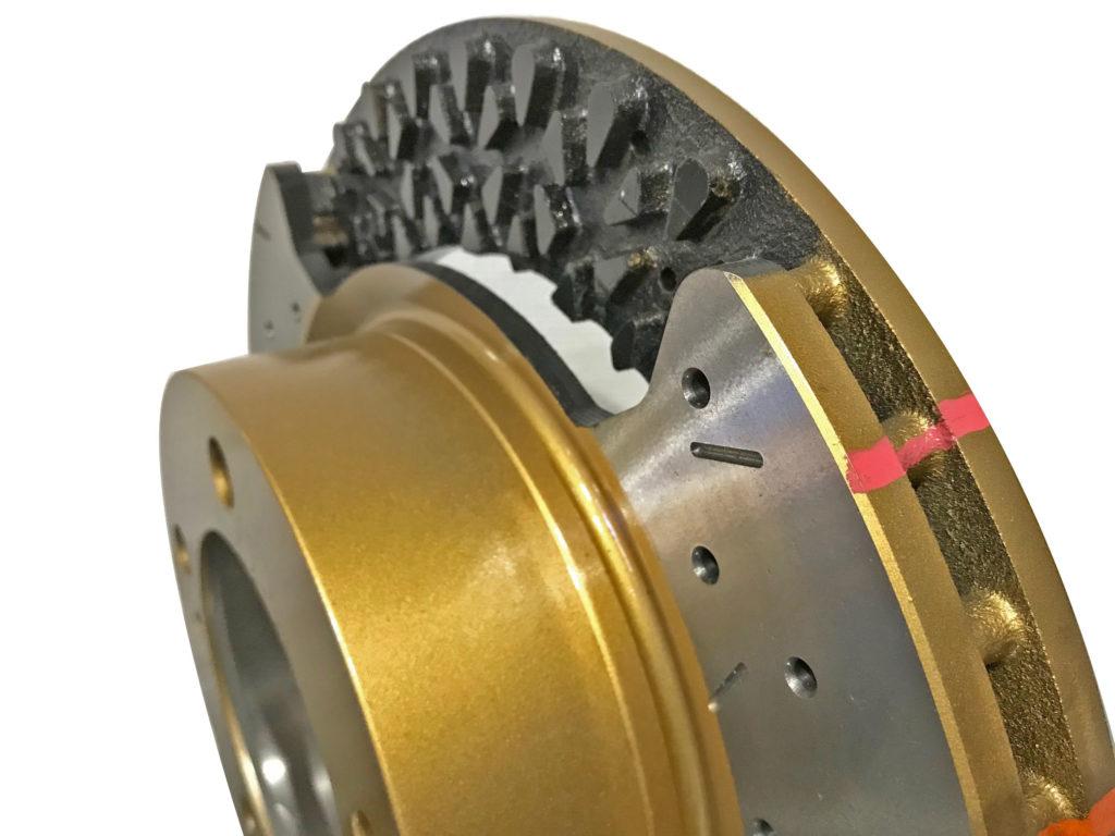 Rotor Vane Cutaway