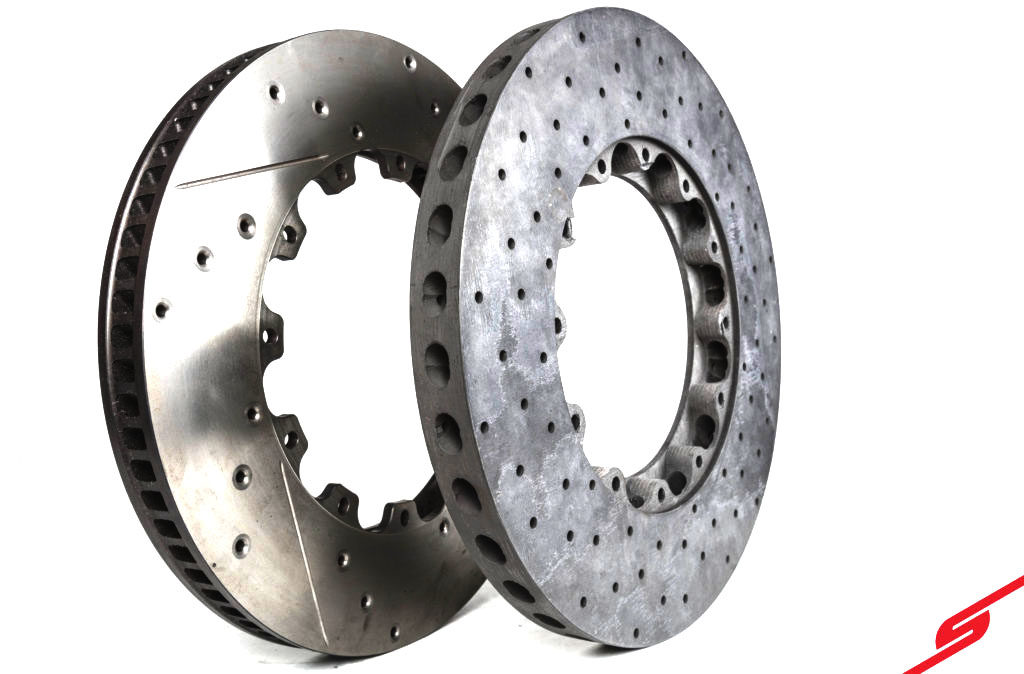 STILLEN 2 Pc Rotors no Hats