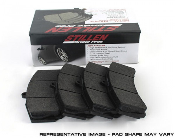 Stillen Brake Pads Metal Matrix