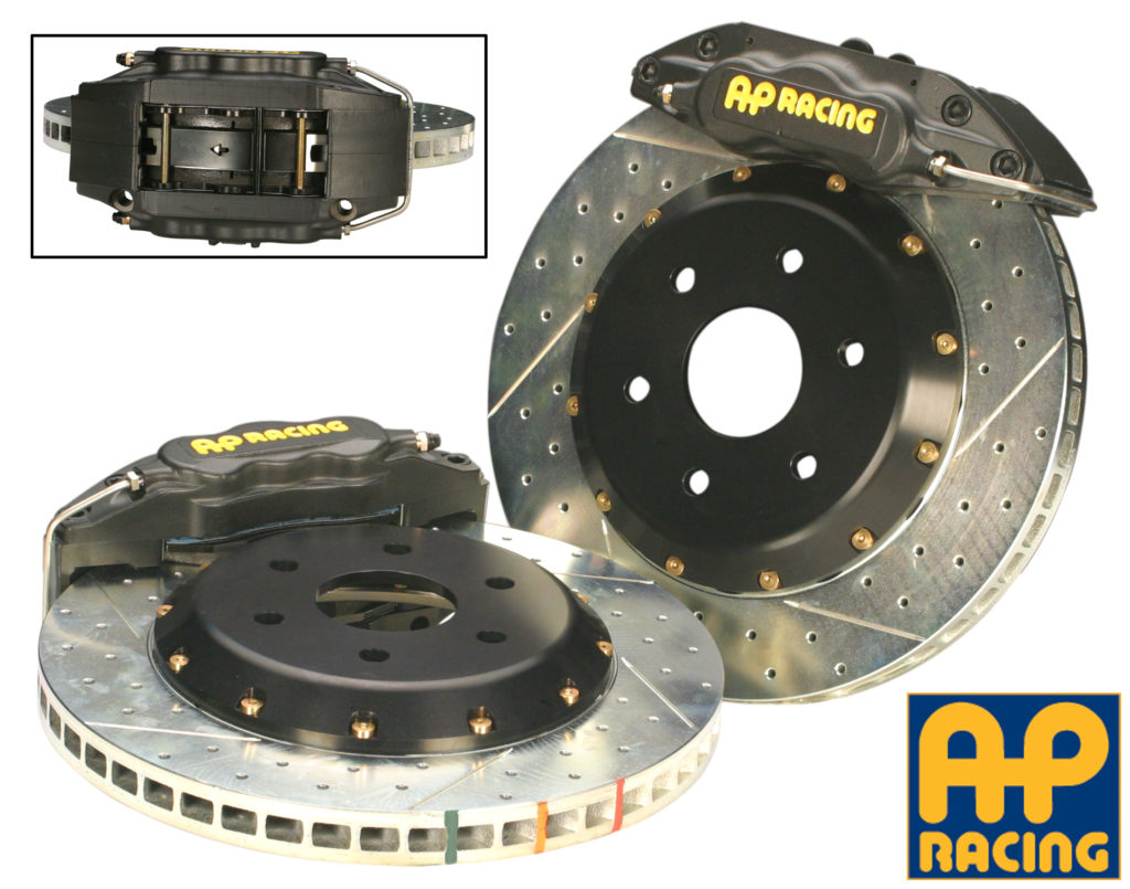 Best Brake Systems 301: Torque Friction Surface Area AP7500
