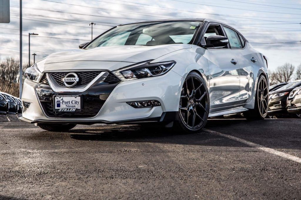 Port City Nissan x STILLEN 2017 Nissan Maxima IMG_3297