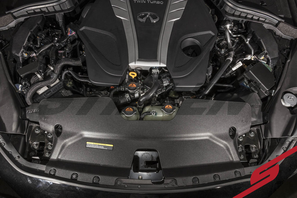 Top Intake: STILLEN VR30DDTT Intake Now 50 State Street Legal 402856_IMG_01_2016_UP_Infiniti_Q50_Q60_intake_Overall