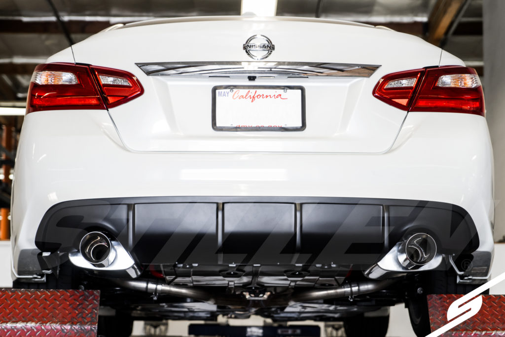 Best Exhaust Stillen Axle Back 20162017 Nissan Altima: 2016 Nissan Maxima Exhaust System At Woreks.co