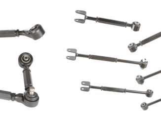 SPC Adjustable Suspension
