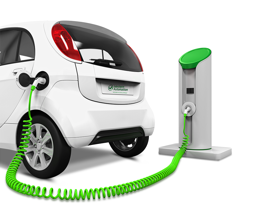 Electric Cars Drive By Sbootings