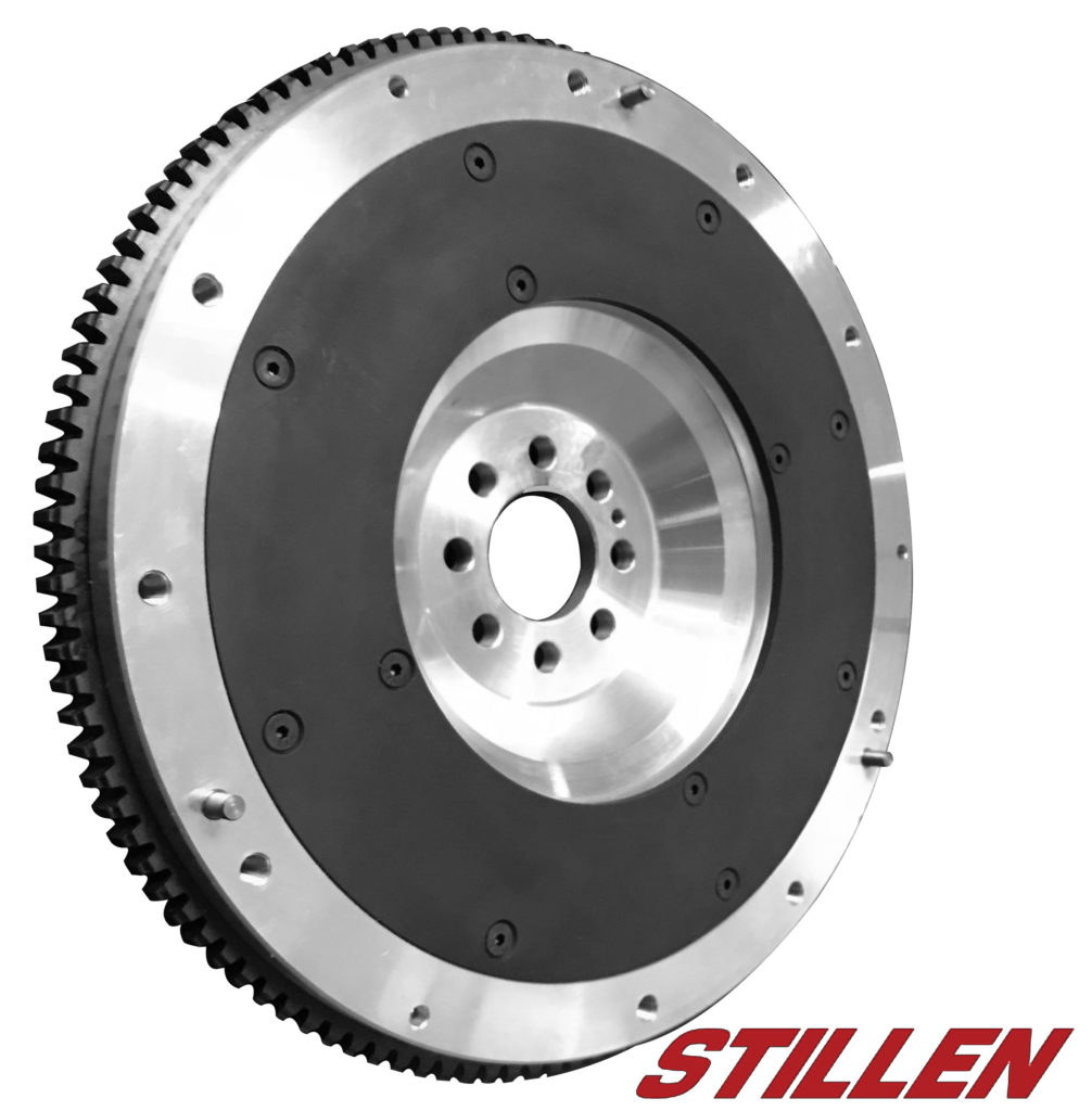 STILLEN FLYWHEEL CLEAN BY ITSELF