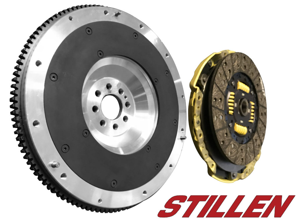 STILLEN FLYWHEEL CLUTCH CLEAN (3)
