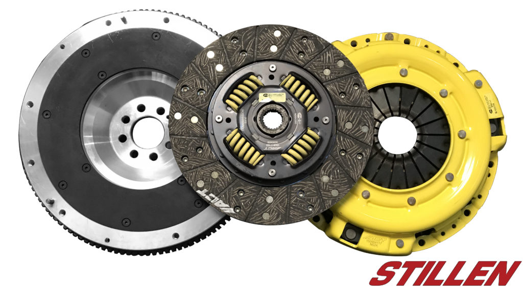 STILLEN FLYWHEEL CLUTCH CLEAN (4)
