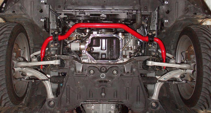 Nissan 350Z / G35 Sway Bars - Front Bar on G35