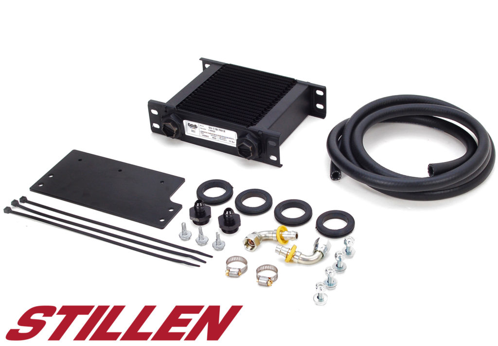 400740 STILLEN SETRAB Q50 Q60 Transmission Cooler
