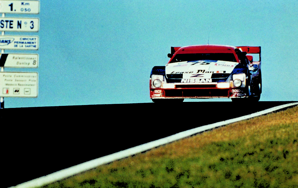 Nissan 300ZX TT 75 Car Steve Millen Racing LeMans 1994 001