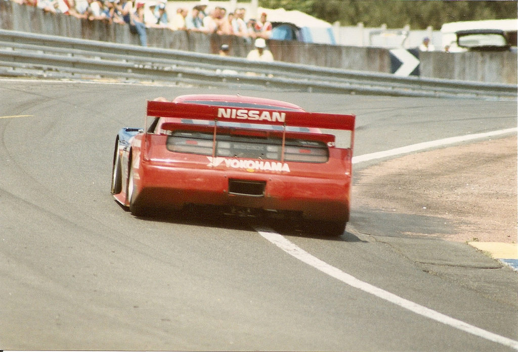 Nissan 300ZX TT 75 Car Steve Millen Racing LeMans 1994 5