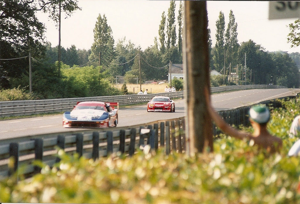 Nissan 300ZX TT 75 Car Steve Millen Racing LeMans 1994 6