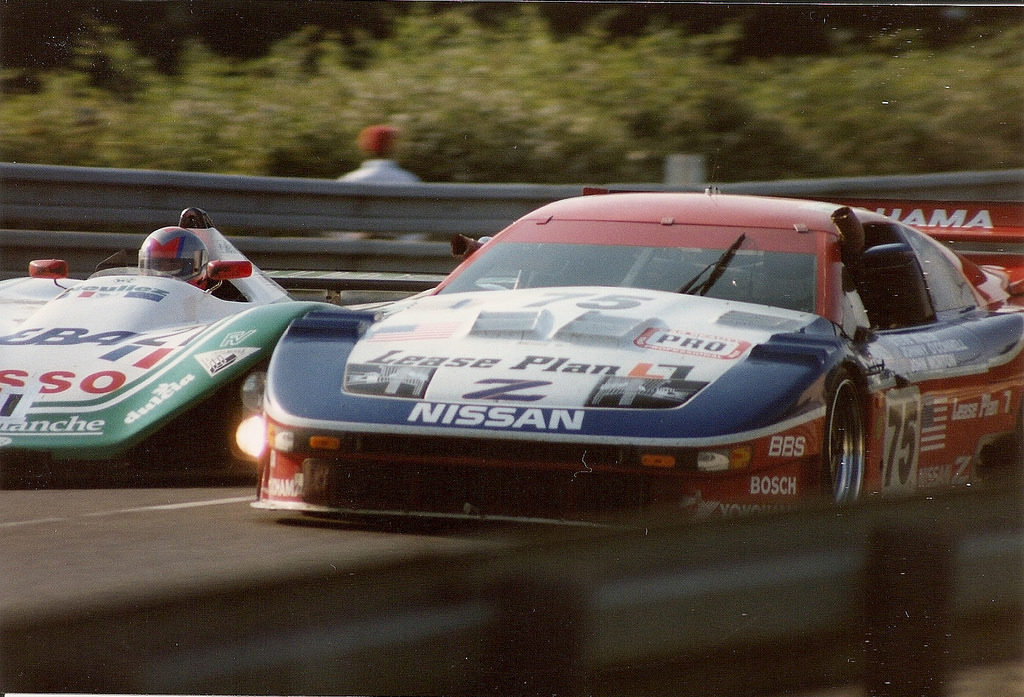 Nissan 300ZX TT 75 Car Steve Millen Racing LeMans 1994 7