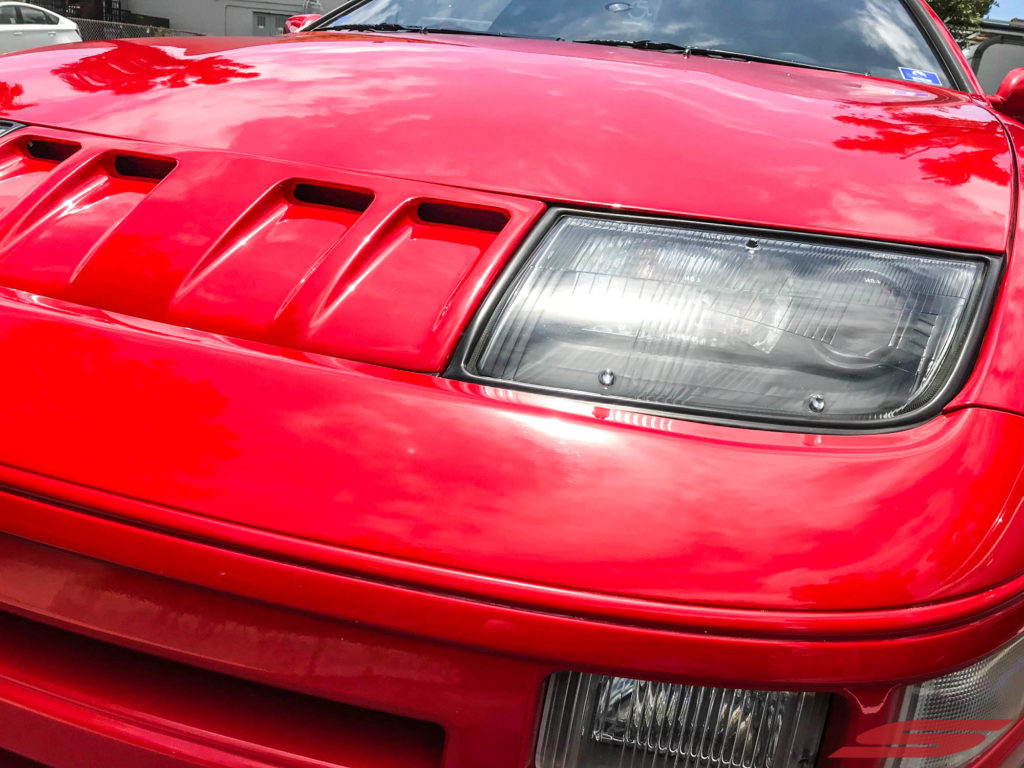 Z32 300ZX ZZRIDER Red at STILLEN (7)