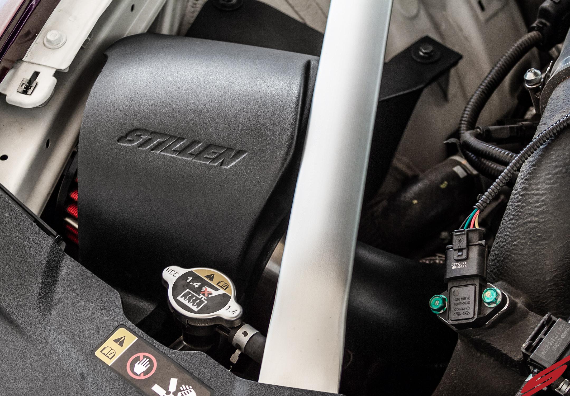 402883DF 2018 Kia Stinger GT Intake