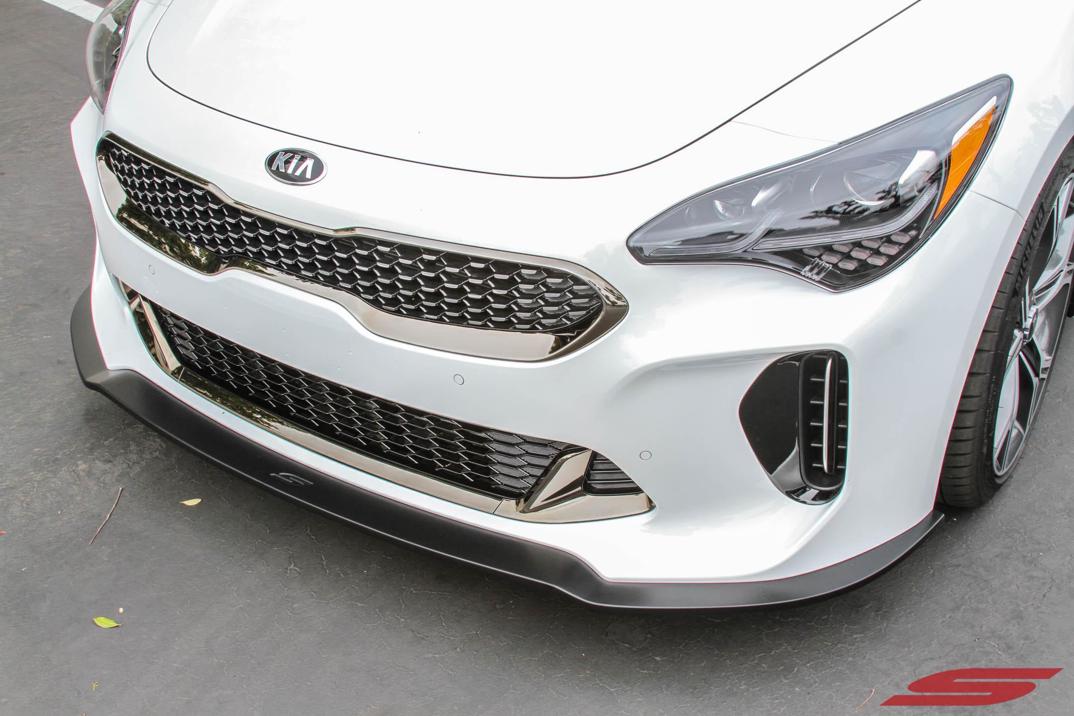 STILLEN 2018 Kia Stinger GT - Front Splitter