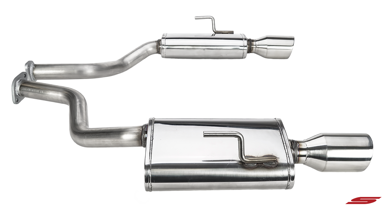 Nissan Maxima Cat Back Exhaust