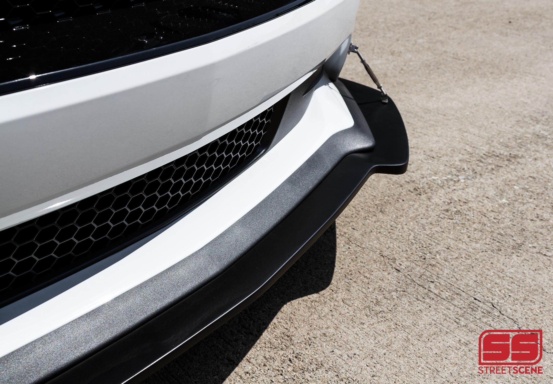 2018-2019 Ford Mustang GT Front Splitter from Street Scene