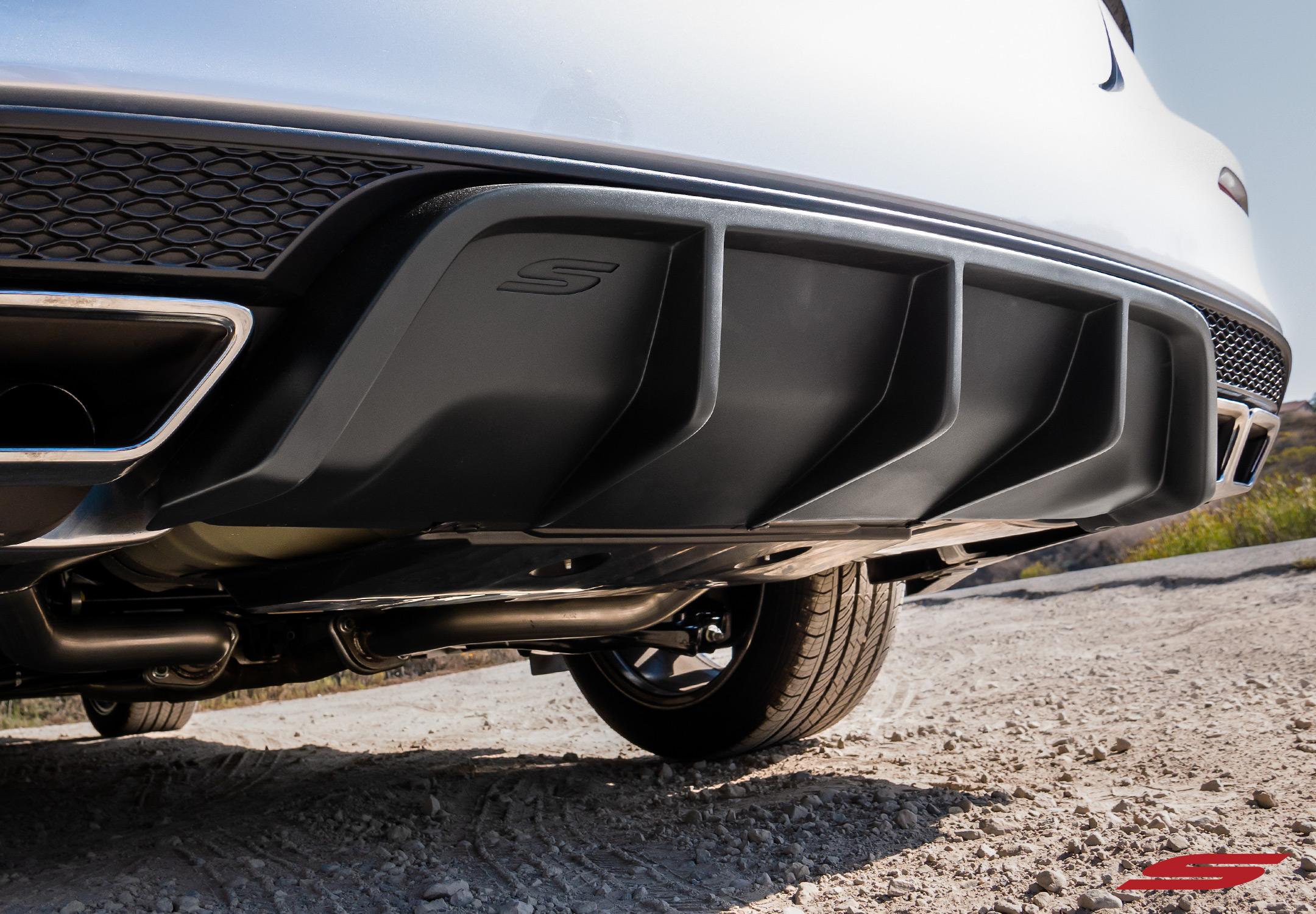 2019 Nissan Maxima STILLEN Rear Diffuser
